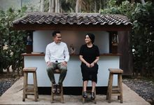 Wira and Marisa |  Intimate Session by MERAWI