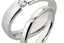 wedding ring simple by Morolaris Jewelry