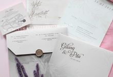 Gilang & Pita by Vinas Invitation