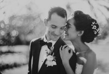 Clarinta & Jan Philipp Wedding by Hilda by Bridestory