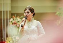 The Wedding of Citra & Riyo by DIY Planner