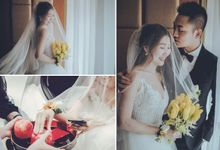 Rendy & Lydia Wedding by GoFotoVideo