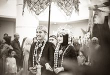 The Wedding of Thesar & Sintia by Khayim Beshafa One Stop Wedding