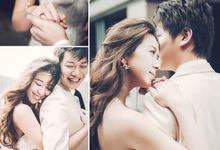 Philips & Leslie Prewedding at Puncak by GoFotoVideo