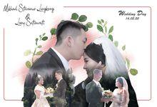 Wedding day Mikhael & Lany by Union Stylez