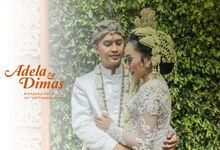 Adela & Dimas | Wedding by Kotak Imaji