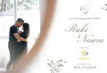 RUKI & NAURA - LIVE STREAMING by 90STUDIO Indonesia
