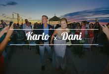 Karlo and Dani - Boracay Wedding by Love Train Studios