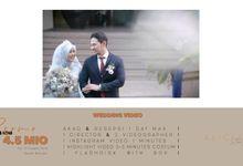 PROMO WEDDING VIDEOS by Alicia Story