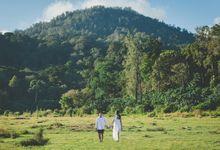 Picnic and Elegant Style Prewedding by Bali Seniman Photo