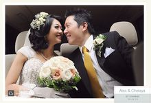 The Wedding of Alex & Chelsya by Cortez photography