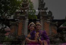 Wedding Bayu & Windy by Invite You