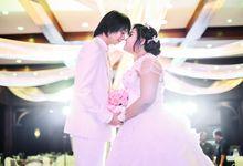wedding jean & mario by Cien MUA & Bridal