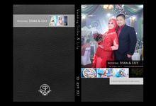 Wedding Of  siska & Lily by Serenity Photoworks