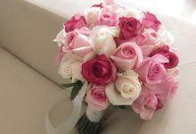 Bridal Bouquet by Clea Flower Boutique - Jakarta & Bali