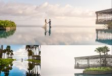 WEDDING PACKAGE ALILA ULUWATU by DEVA BALI wedding