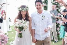 Michelle and Ian's Romantic and Classy Wedding Soiree by The Wedding Bliss Thailand