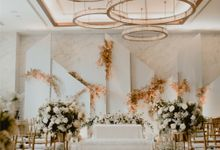 The Westin - Patrick & Christie by Maestro Wedding Organizer