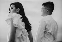 Pre-Wedding of Samuel & Kathleen by Sisterhood Atelier