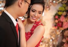 Engagement Of Ricky Audrey by van photoworks