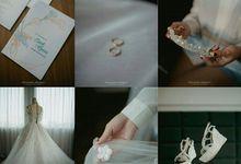 Erick & Rafaela's Wedding by Oscar Daniel