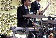 The Wedding Of Vanny & Maulana by TAMAN MUSIC ENTERTAINMENT