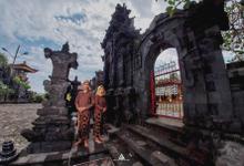 Prewedding Ita & Ikhsan by Creatrix Photocinema