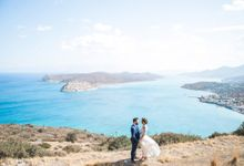 Sofia & Pantelis by HannaMonika Wedding Photography