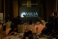 Engagement by Belawa Ballroom