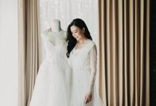 Hermawan & Ivy Wedding Day by Flexo Photography