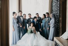 HERMAWAN & IVY WEDDING II by Flexo Photography