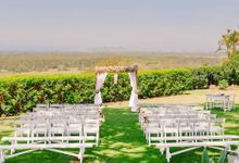 Floral Wedding by Gold Coast Wedding Hire