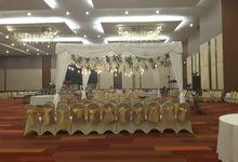 The Wedding Dinda & Zenniko by Dyandra Convention Center Surabaya
