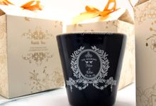 Ceramic Mug Include Personalised Paperbag by Fine Souvenir