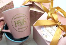 Ceramic Mug Include Personalised Paperbag by Fine Souvenir