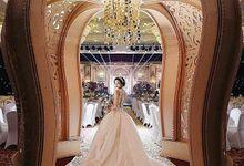 wedding of mulista and binzar by Vivi Valencia