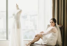 Christopher & Natasha Wedding Day by Sincera