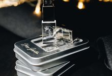 CUSTOM CRYSTAL USB by PORTÉ by Clarin