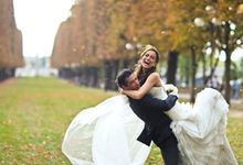 Paris Destination Wedding by pat dy photography