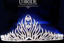 Wedding Accessories by D BRIDE