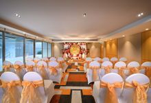 Chinese Set Wedding Preview by Holiday Inn & Suites Jakarta Gajah Mada by Holiday Inn & Suites Jakarta Gajah Mada
