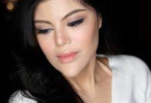 Make Over gor Dita Soedarjo by Beyond Makeup Indonesia