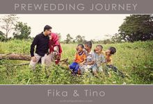 Fika & Tino Prewedding by Zulham Pahlevi Photoworks