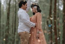 Wedding Of Noni & Faisal by CUA Organizer & Decoration