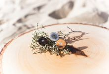 Sand Dunes Found & Foraged BOHO Bridals by Staghead Designs