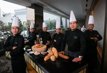 Marquis Culinary Team by The Marquis Events Place