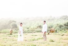 Prewedding A & K by tamarillo.photoworks