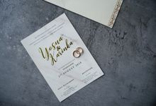 Wedding K & Y by tamarillo.photoworks