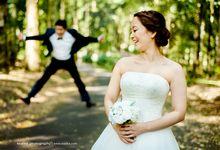 prewedding photoshoot by exatha photography