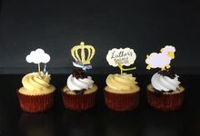 Creative Ideas and Mini Favors for Dessert Tables by Inthebrickyard